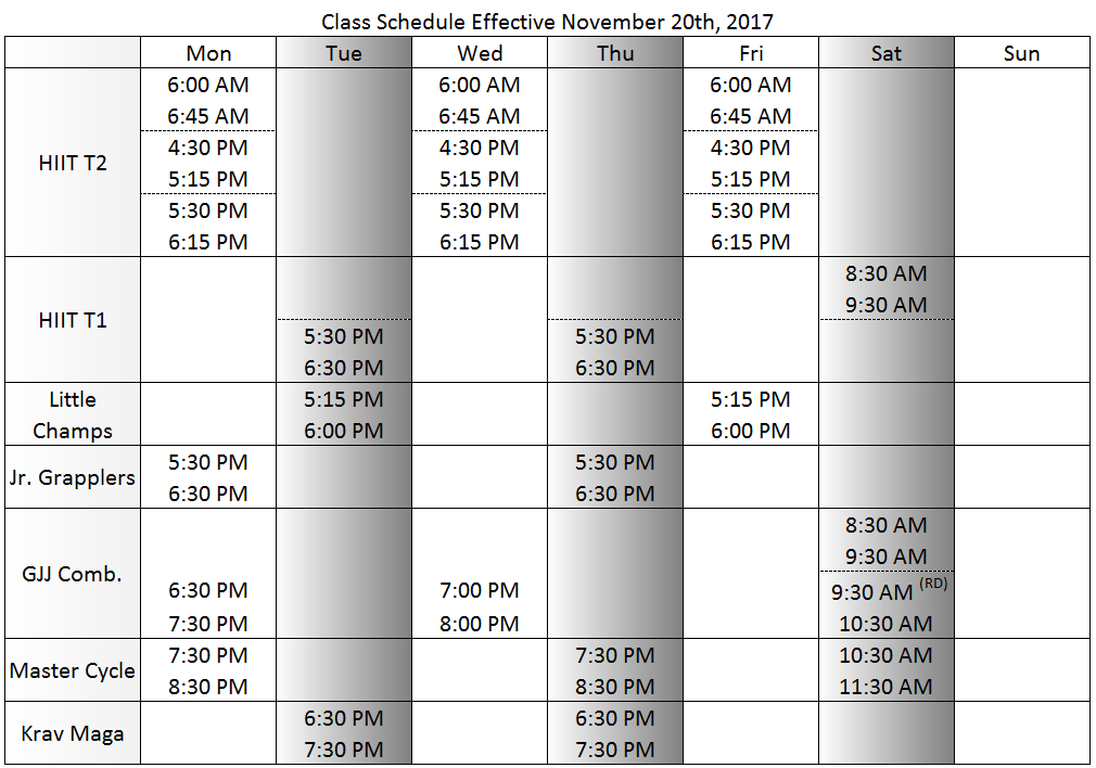 Schedule Overview_04.110917
